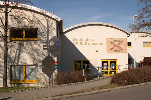 Spielemuseum Chemnitz