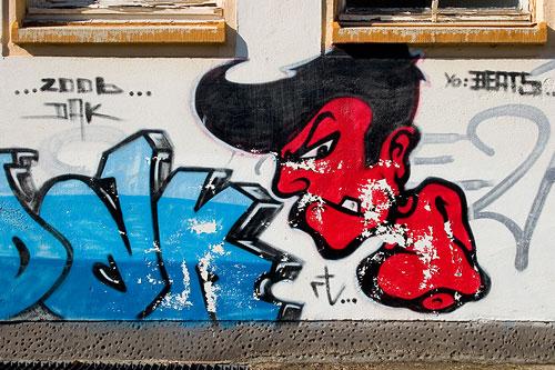 Street Art in Chemnitz